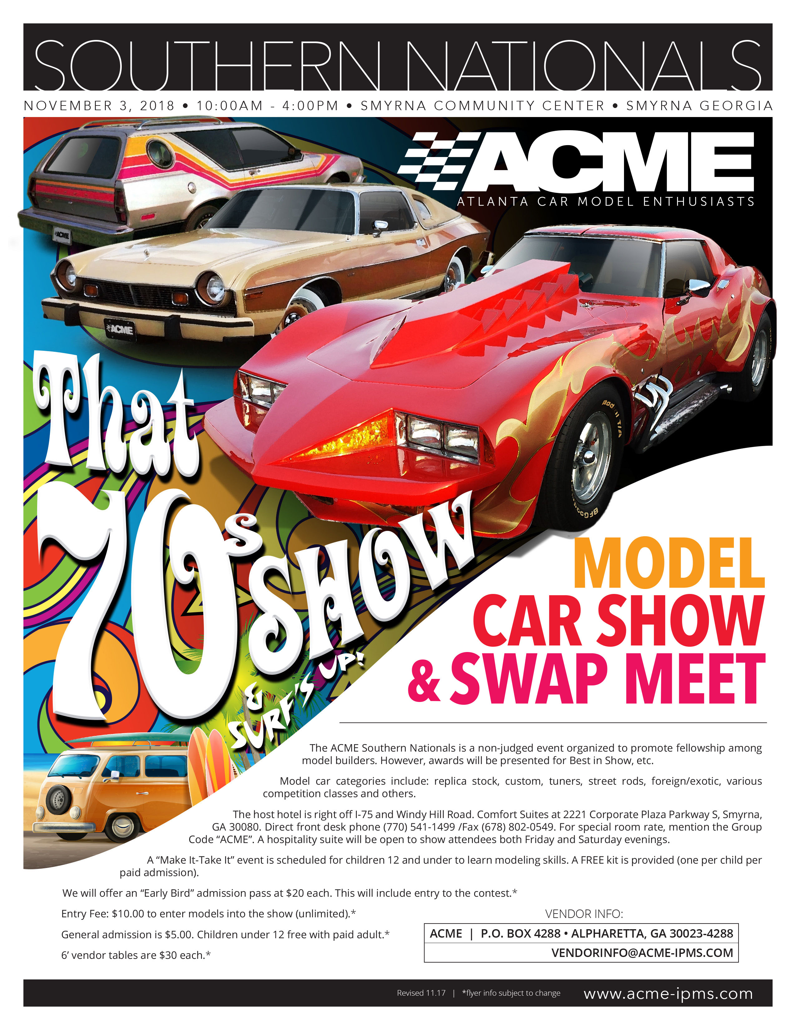 2018 ACME Southern Nationals NNL – ACME